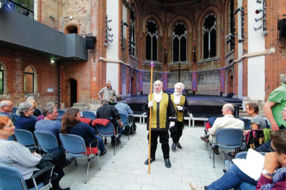 Die TheaterRuine St. Pauli selbst hat eine Petition gestartet, um ihre eigene Zukunft zu sichern.