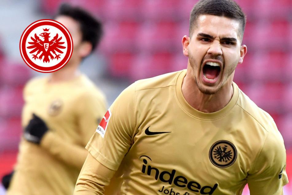 Torrekord und Champions League im Blick: Muss die Eintracht um Stürmerstar André Silva bangen?