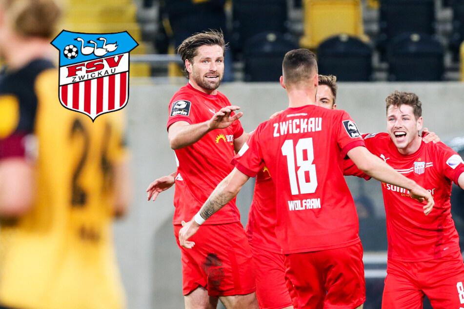 FSV Zwickau verliert Leon Jensen! Mittelfeld-Ass wechselt in die 2. Bundesliga