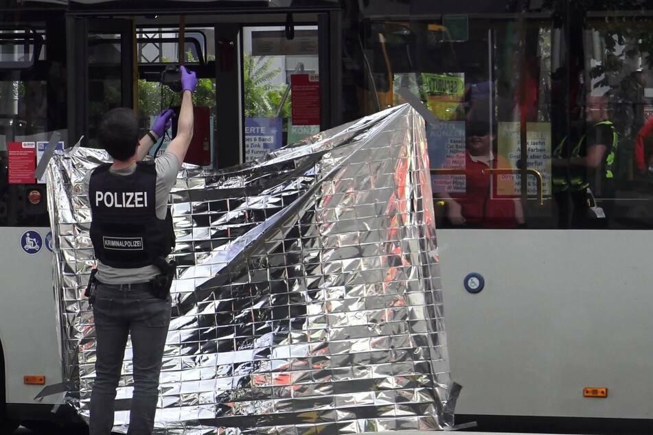 "Messer-Angreifer aus Bus dachte, Opfer hätte ""seine Kinder unfruchtbar gemacht"""