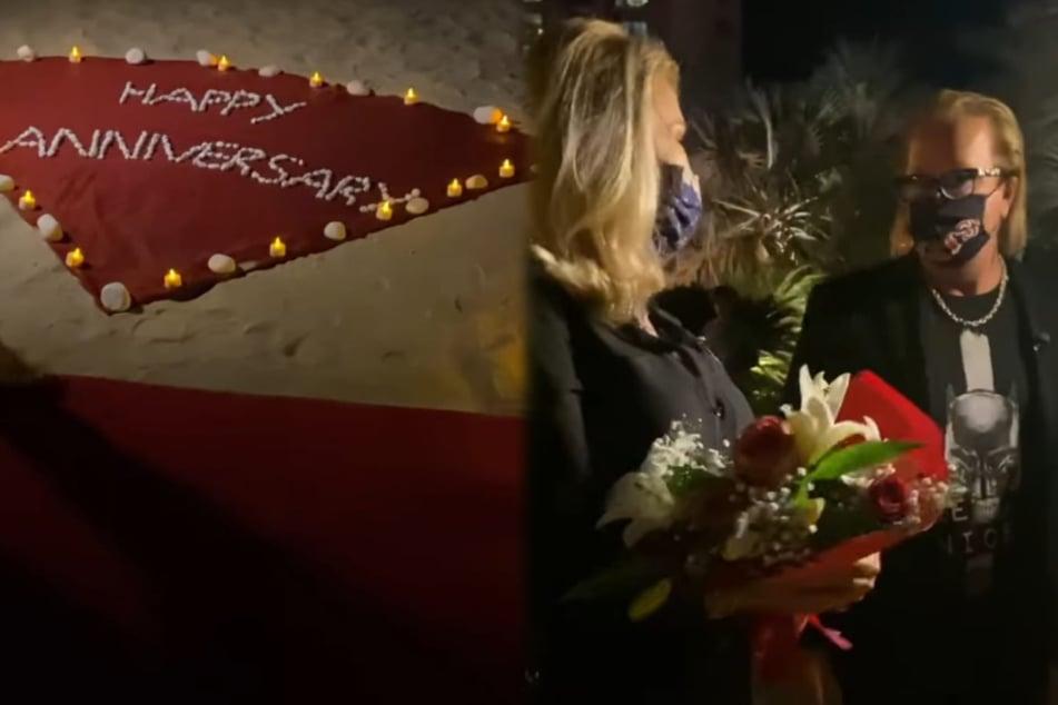 Geiss-Töchter organisieren pompösen Hochzeitstag für Carmen und Robert in Dubai