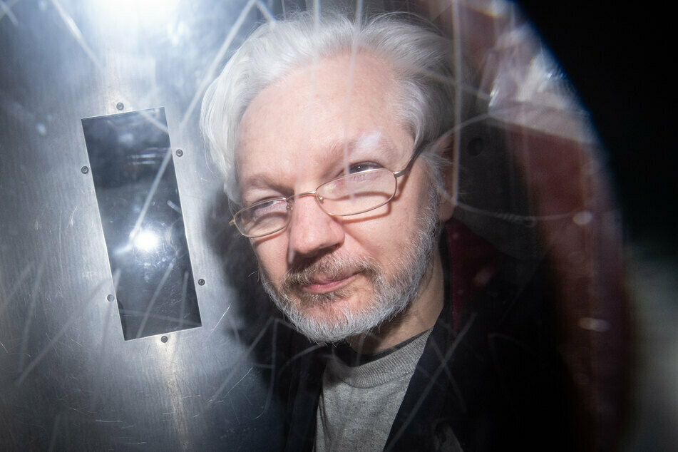Befindet sich seit Jahren auf der Flucht vor der US-amerikanischen Justiz: Julian Assange (59).