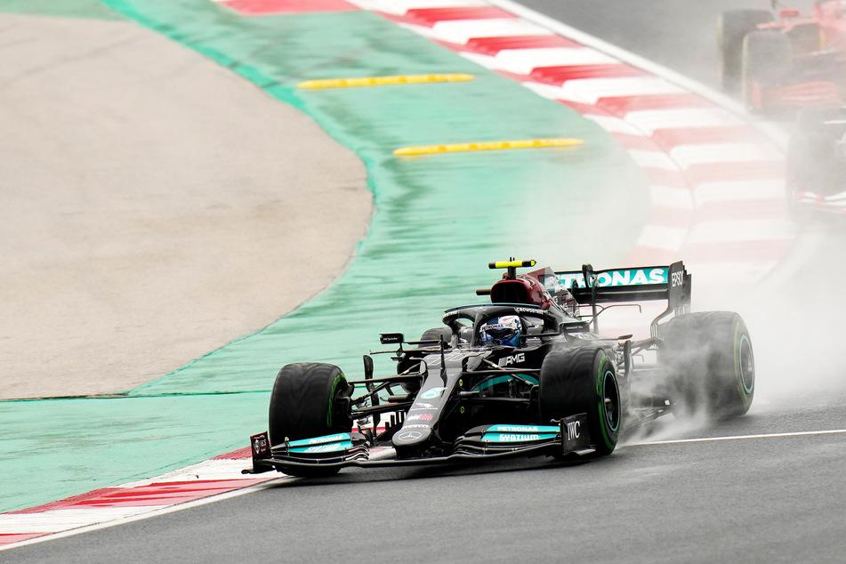 Formel 1: Bottas fährt Sieg in der Türkei ein!
