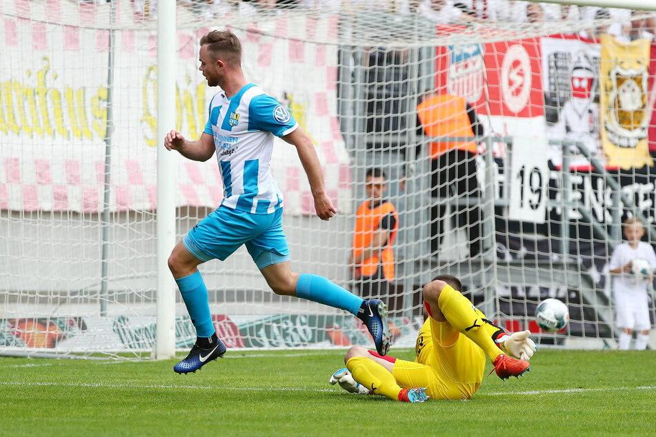 Er war vor zwei Jahren der Mann des Spiels: Tobias Müller traf doppelt. Heute kann er das wiederholen.