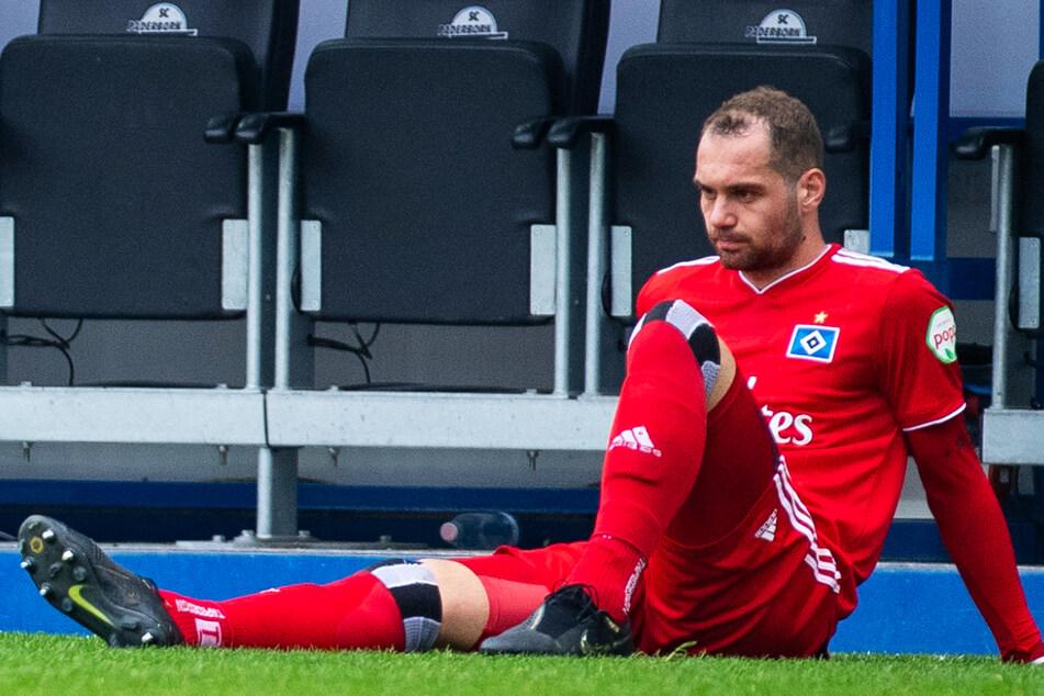 Ex-HSV-Knipser Pierre-Michel Lasogga: Verletzungsschock nach Traum-Debüt!