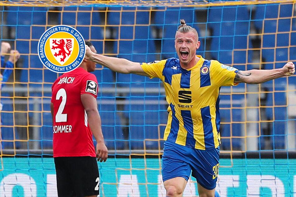 Eintracht Braunschweig in Top-Form! BTSV ist nach dem Re-Start ungeschlagen