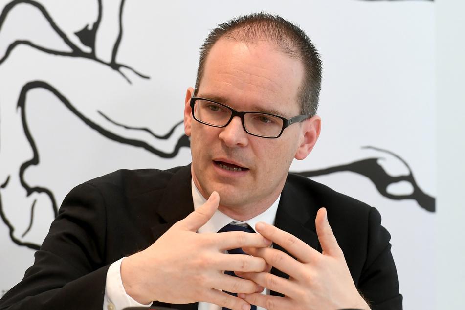 Grant Hendrik Tonne (SPD), Kultusminister von Niedersachsen.