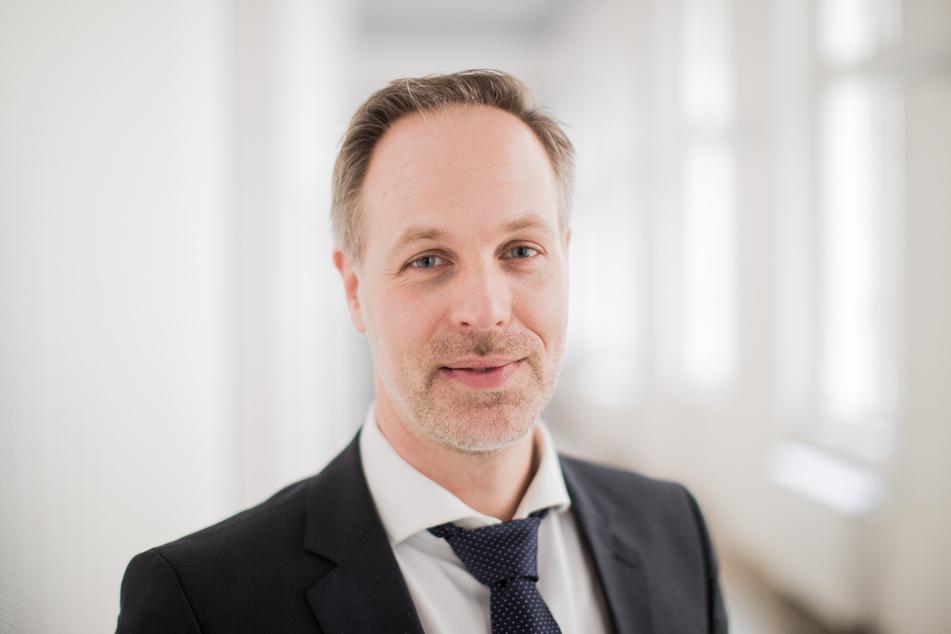 Sebastian Fiedler ist Vorsitzender des Bundes Deutscher Kriminalbeamter.