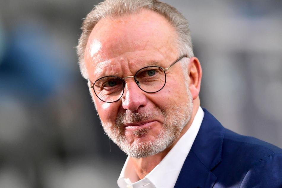 Karl-Heinz Rummenigge (65) betreibt das Business als Boss des FC Bayern München rational - und nicht aus der Emotion heraus.