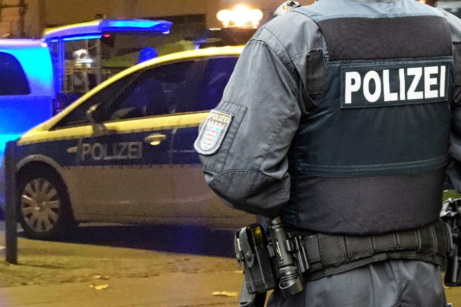 Mit Steinen und Schlagstock verprügelt: Erneut brutale Attacke in Frankfurt