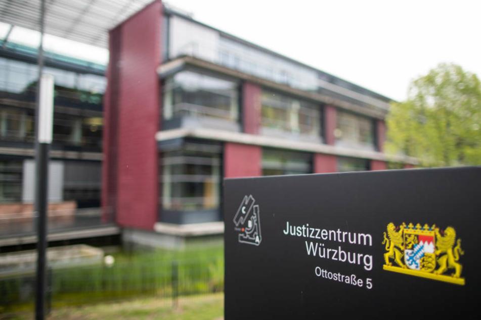 Das Landgericht Würzburg verurteilte den 31-Jährigen zu einer Freiheitsstrafe von acht Jahren und neun Monaten.