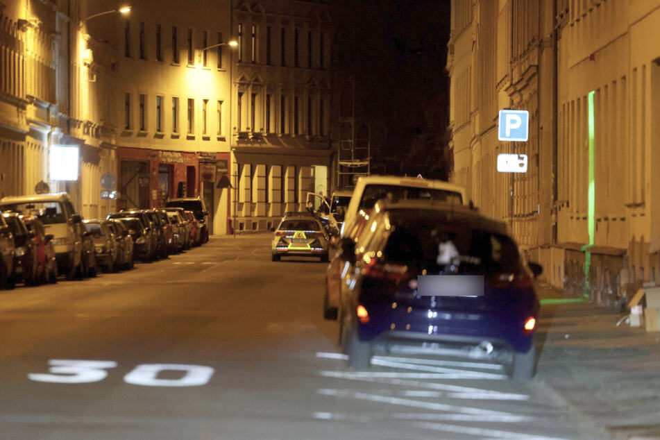 Auch in der Bergstraße soll es zu einer Auseinandersetzung in der Samstagnacht gekommen sein.