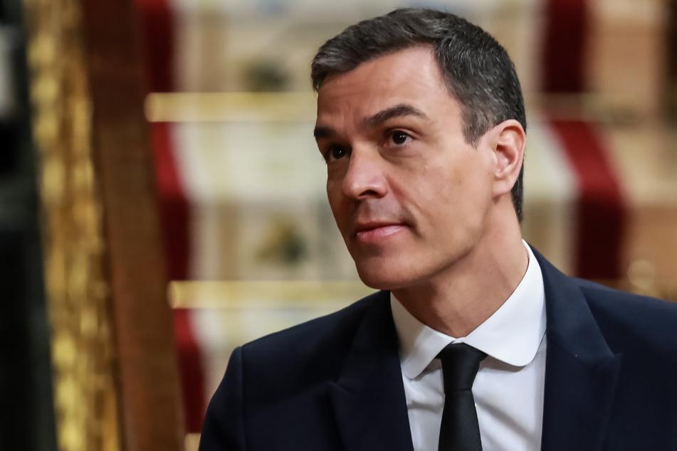 Ministerpräsident Pedro Sánchez (48). (Archivbild)