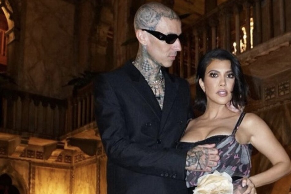 Kourtney Kardashian may have subtly clapped back at Scott Disick over leaked DMs