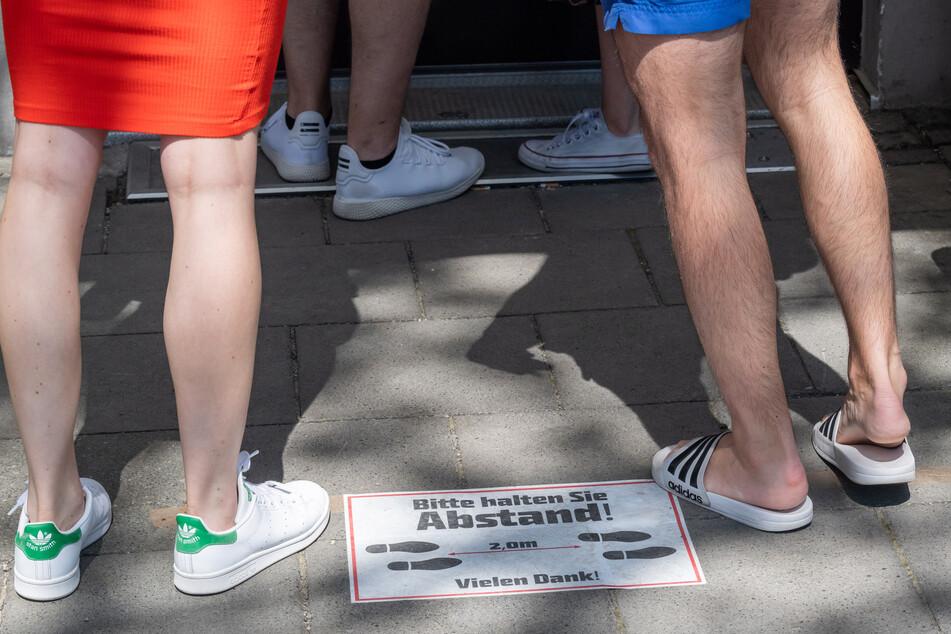 In Deutschland wächst die Shoppinglust.