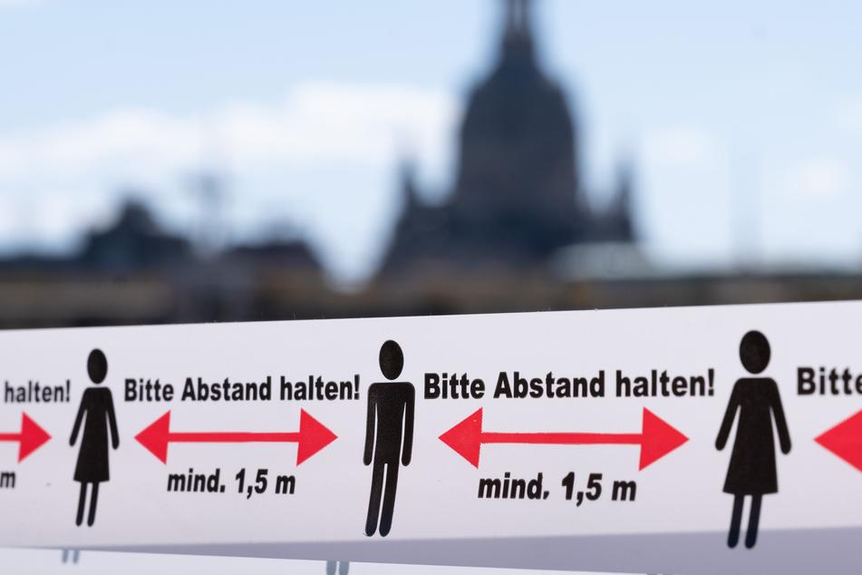 Dresden: Coronavirus in Dresden: Sieben-Tage-Inzidenz steigt wieder über 50