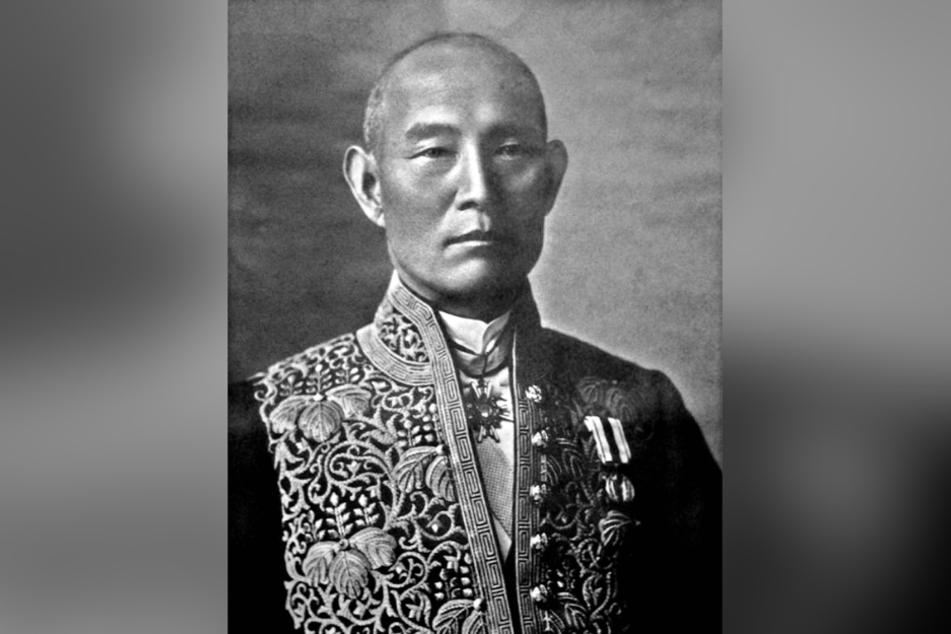 Professor Hidesaburo Ueno starb früh - sein Hund hat es nie verkraftet.