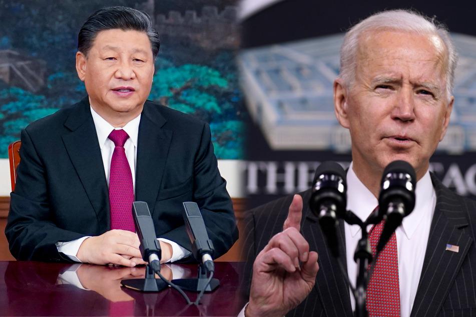 Konfrontation mit China? Bidens Telefonat mit Xi Jinping fällt heftiger aus als erwartet