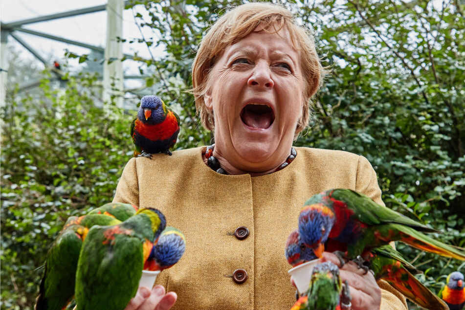 """Angela Merkel sagt """"Tschüss"""": So schmerzhaft war ihr Abschied vom Wahlkreis"""