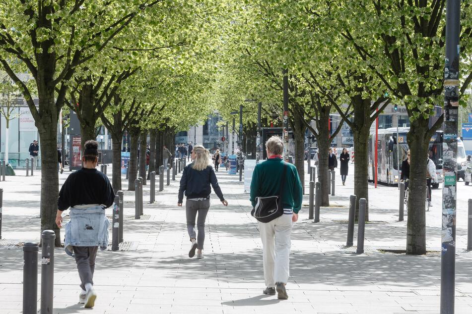Diese Teile der Innenstadt sollen bald autofrei werden