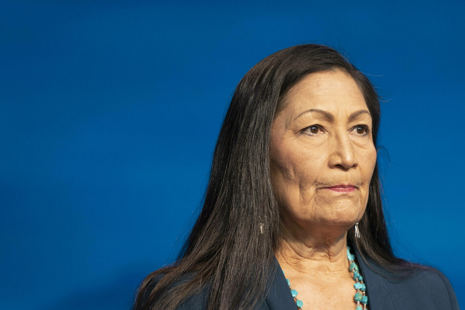 Deb Haaland makes history as first Native American cabinet member