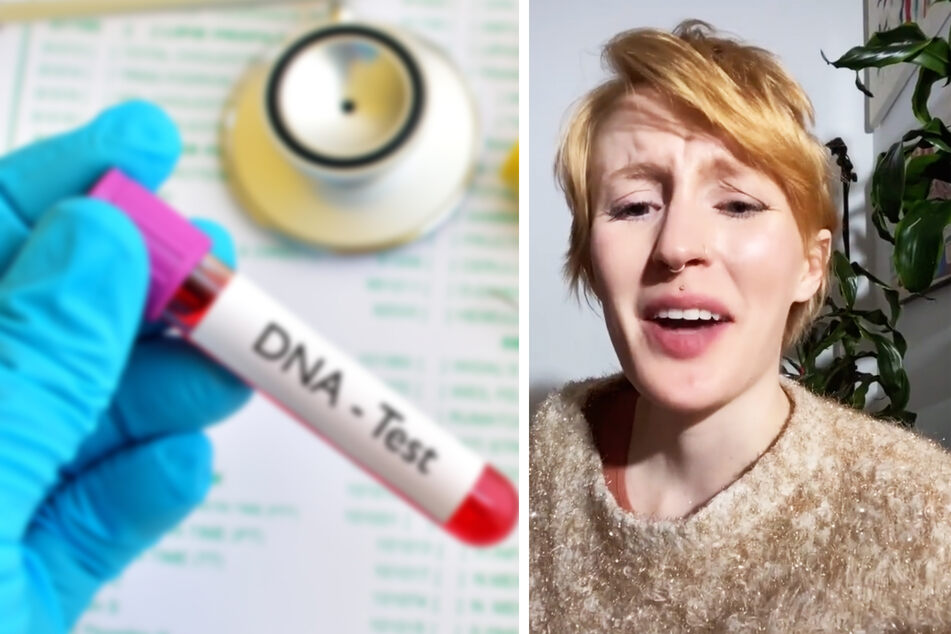 Woman takes DNA test and gets a shocking result