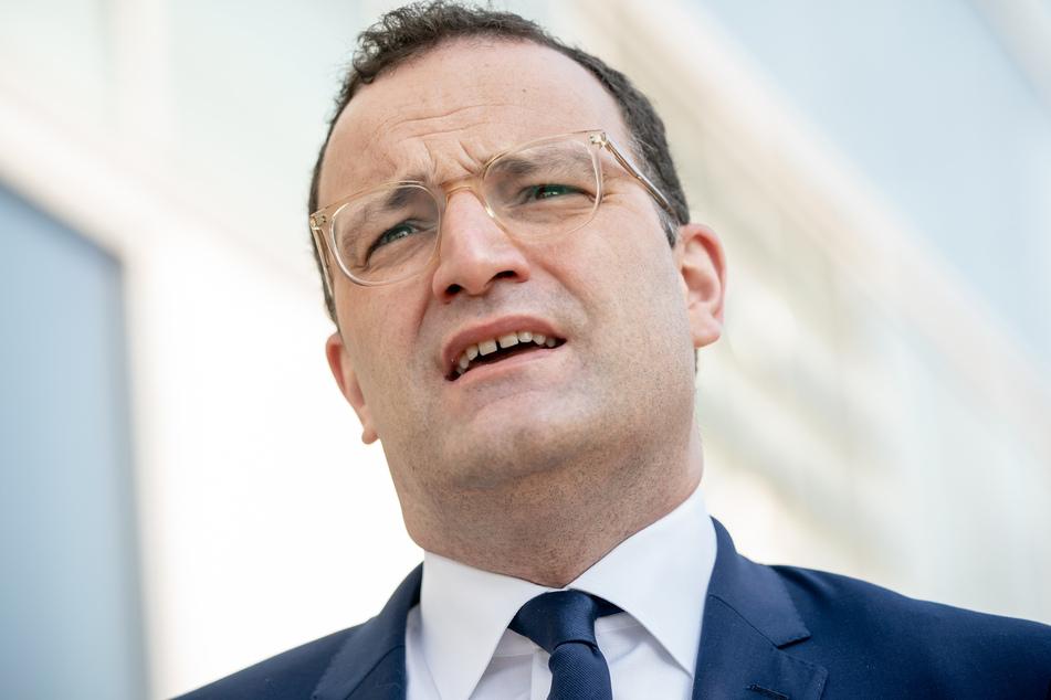 Steht unter Druck: Gesundheitsminister Jens Spahn (41, CDU).