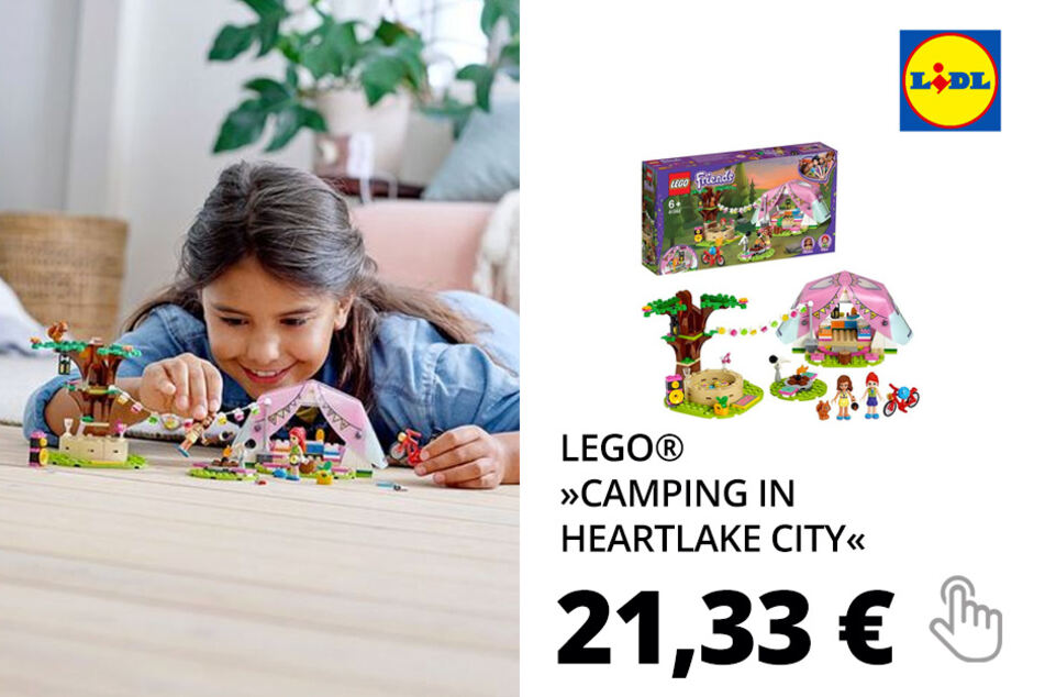 LEGO® Friends 41392 »Camping in Heartlake City«
