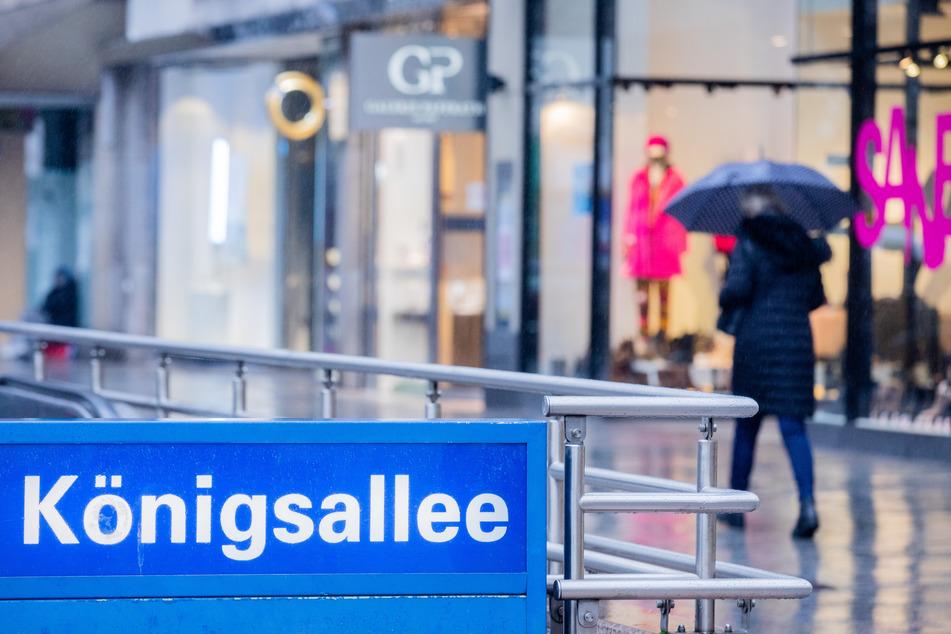 Im Vergleich zum Vorjahr verzeichnet der Einzelhandel in NRW im November ein Umsatz-Plus. (Symbolbild)