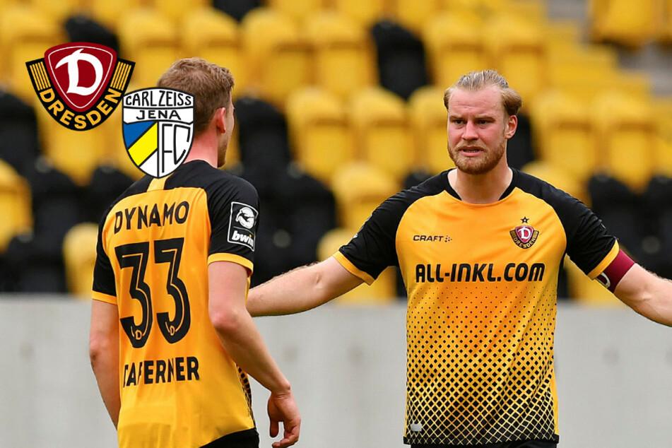 In der Länderspielpause: Dynamo testet gegen Jena
