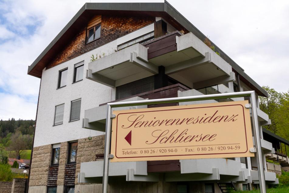 Unter neuer Leitung könnte die Seniorenresidenz am Schliersee geöffnet bleiben.