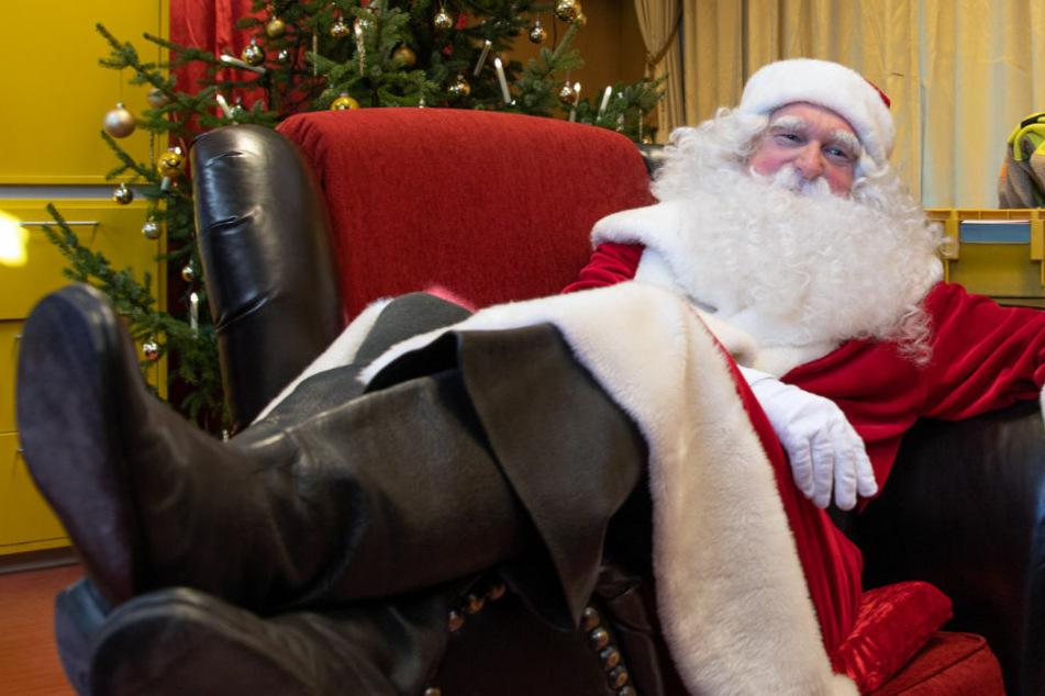 Nach explosiver Post an den Weihnachtsmann: Absender immer noch unbekannt