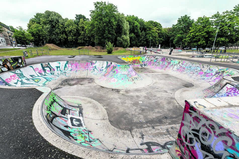 Zusammen mit dem Outdoor-Skatepark am Konkordia-Platz wäre der Chemnitzer Skate-Standort in Deutschland ein echter Magnet.