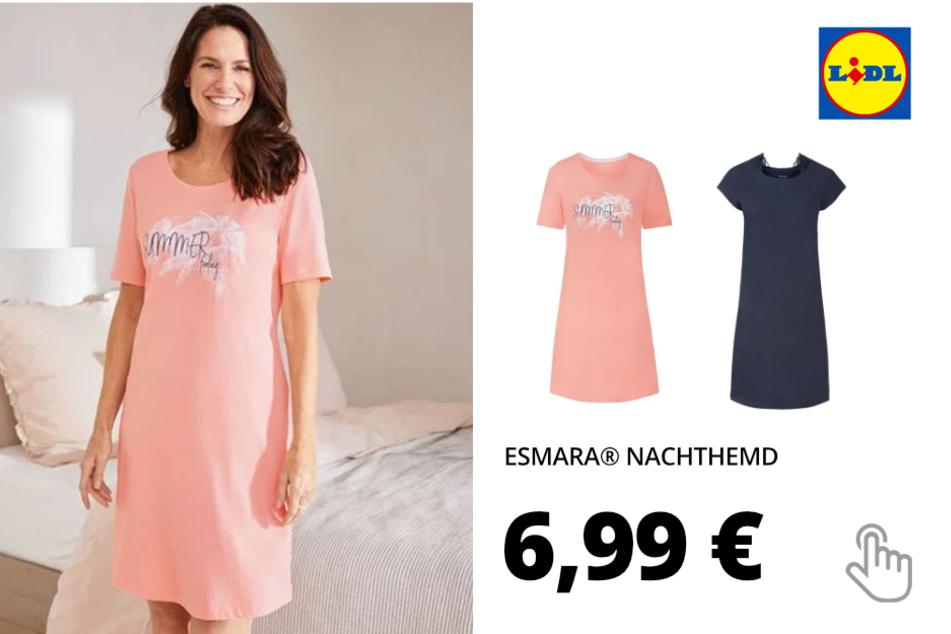 ESMARA® Nachthemd