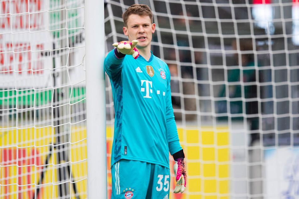 Alexander Nübel (25) war 2020 zum FC Bayern München gewechselt und ist momentan an AS Monaco ausgeliehen.
