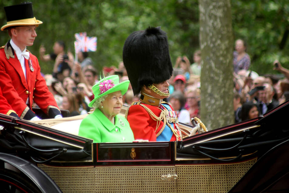 Queen Elizabeth was falsely declared deceased by a French radio broadcaster (stock image).