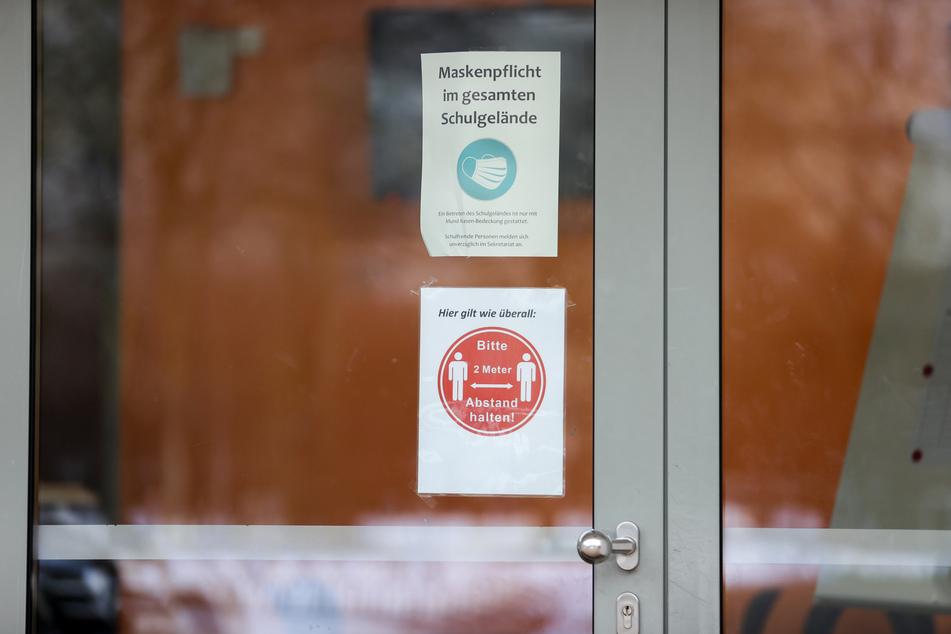 Zweite Corona-Welle: Mitte Dezember schlossen die Schulen in Sachsen wieder.