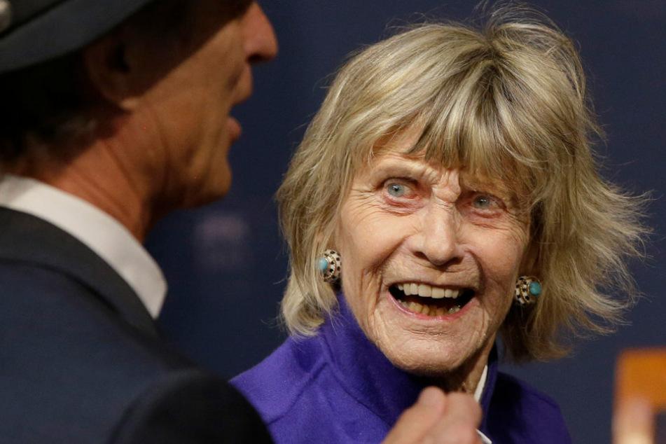 Jean Kennedy Smith im Jahr 2017. Die ehemalige US-Diplomatin lebte die vergangenen Jahre eher zurückgezogen. Öffentliche Auftritte waren selten.