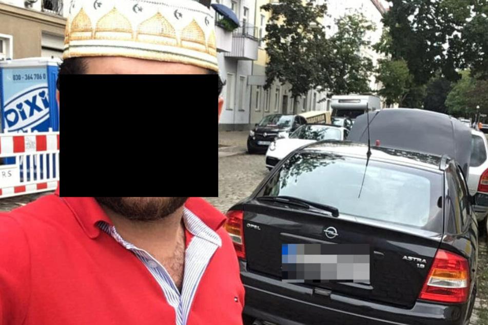 """Stunden vor der Tat suchte die Polizei nach einer """"verwirrten Person"""" in der Kögelstraße. Dabei handelte es sich um den mutmaßlichen Attentäter Sarmad A. (30)."""