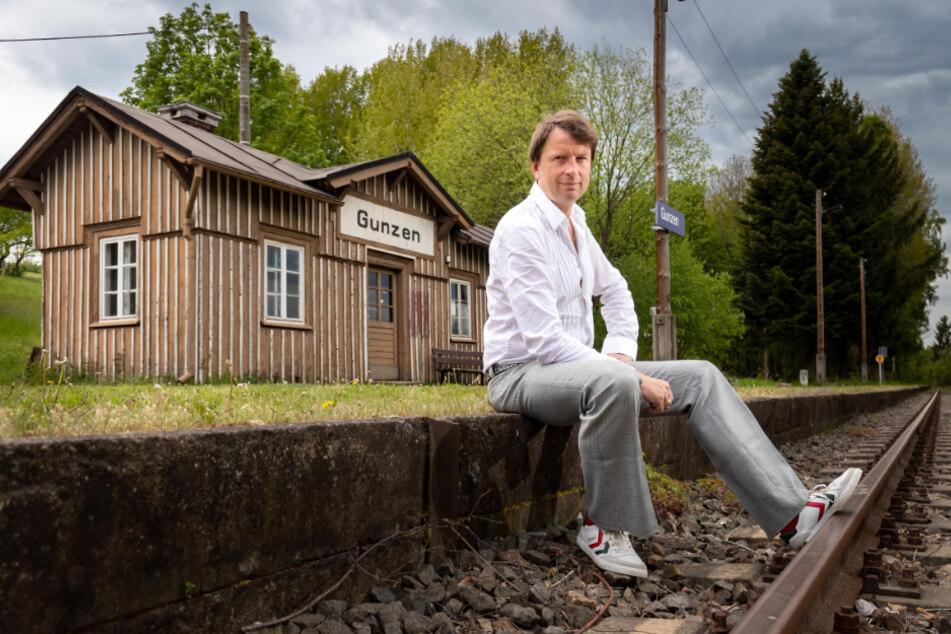 """Bahn-Enthusiast gibt """"seine"""" Strecke noch nicht auf"""