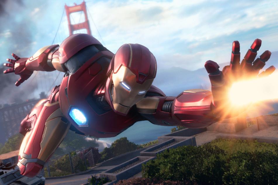 """In """"Marvel's Avengers"""" schlüpft Ihr in die Rollen von Iron Man und anderen Figuren des Superhelden-Franchises. Die Vorfreude war zunächst auch bei uns groß, wich jedoch schnell der Ernüchterung."""