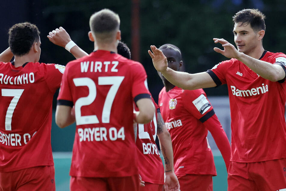 Die Werkself will in der kommenden Bundesliga-Saison mindestens auf Platz vier kommen und den Einzug in die Champions League feiern.