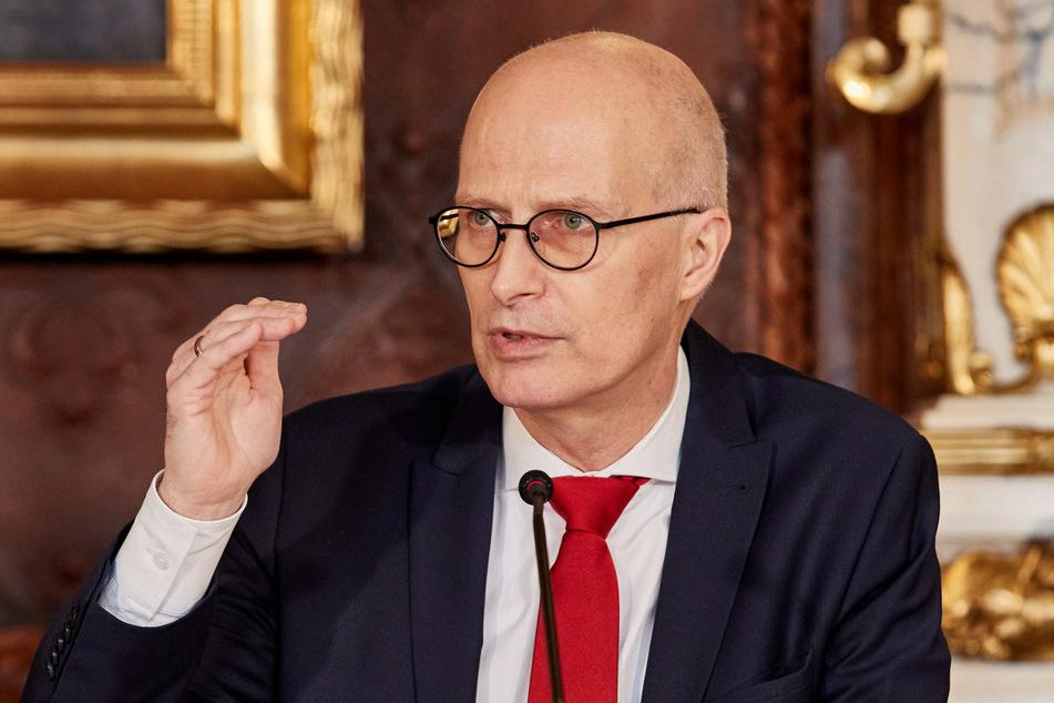 Hamburger Bürgermeister Peter Tschentscher (SPD) hat die Impfstoff-Verteilung kritisiert und zu wenig Impfstoff für die Hansestadt beklagt. (Archivfoto)