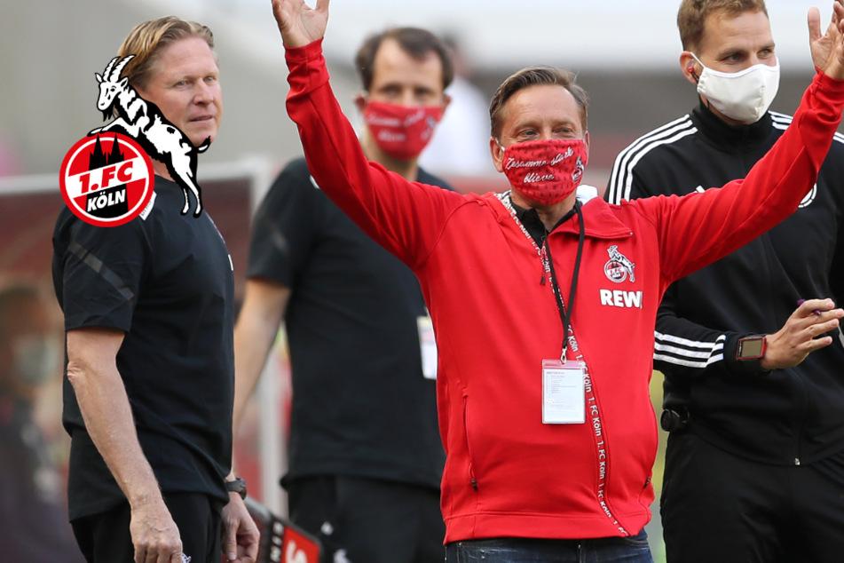 Schwerer Stand: Wie der 1. FC Köln ohne Fans im Stadion spielt
