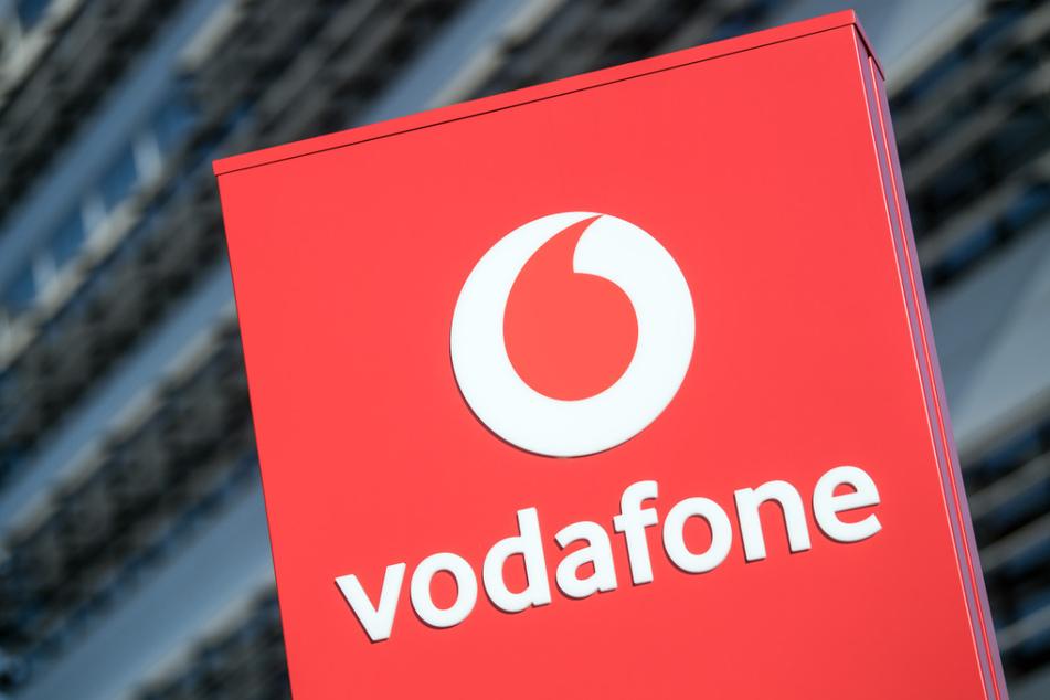Die Vodafone-Zentrale in Düsseldorf.