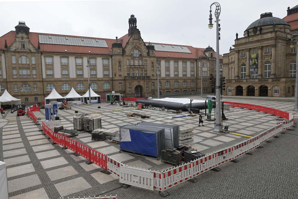 Chemnitz: Chemnitzer Filmnächte starten mit neuem Festival: Für jedes Ticket wächst ein Baum am Sachsenring