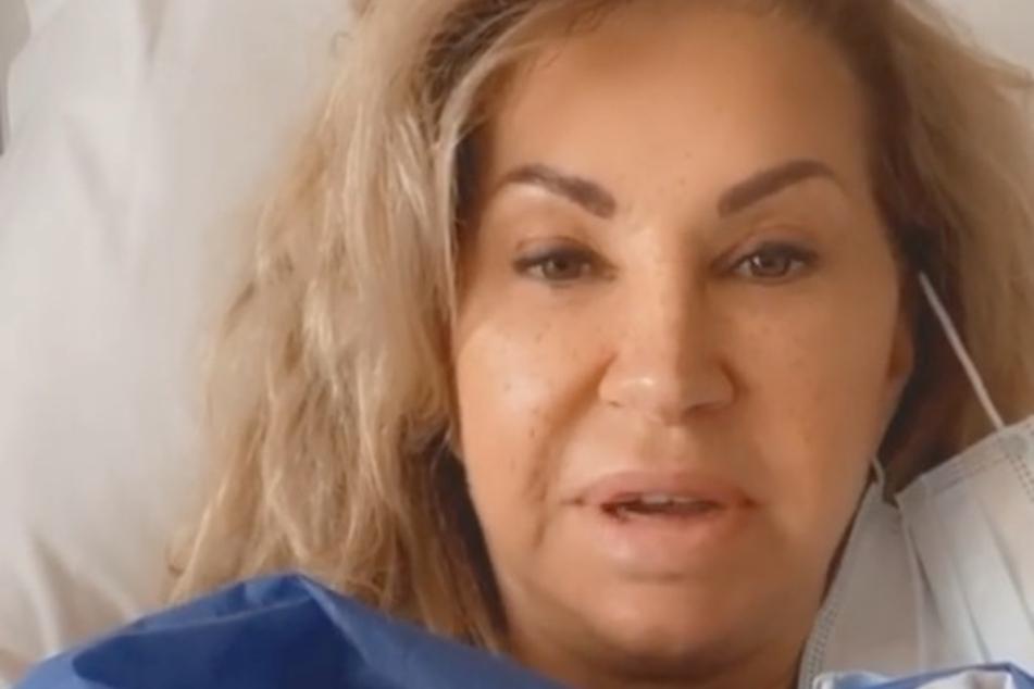 Carmen Geiss musste operiert werden!