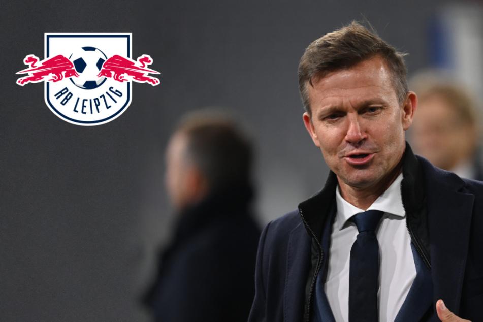 """Jesse Marsch will """"vielleicht viele"""" Spieler aus Salzburg mit zu RB Leipzig bringen"""