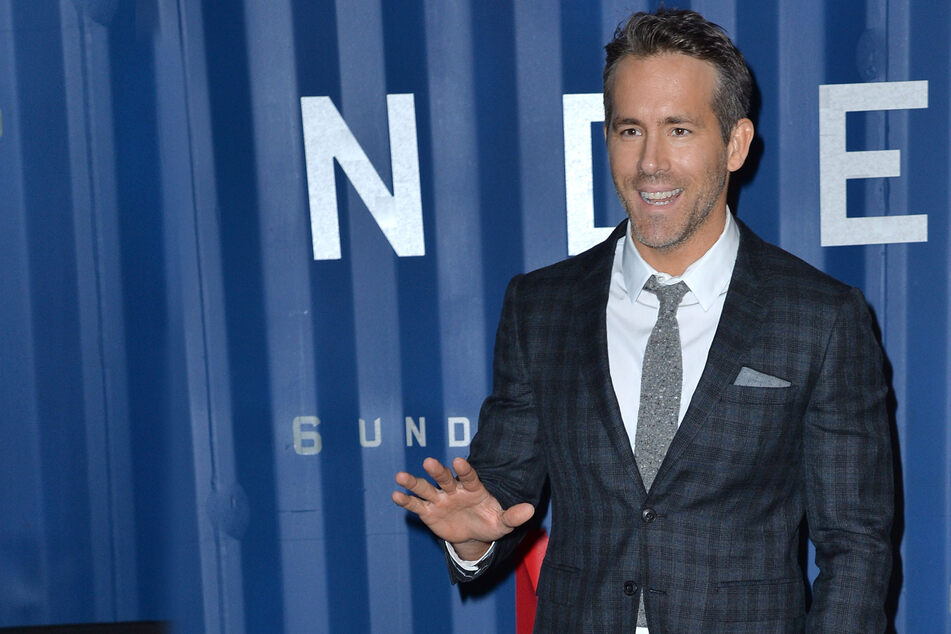 At 44-years-old, Ryan Reynolds is one of Hollywood's hottest stars and pranksters (archive image).