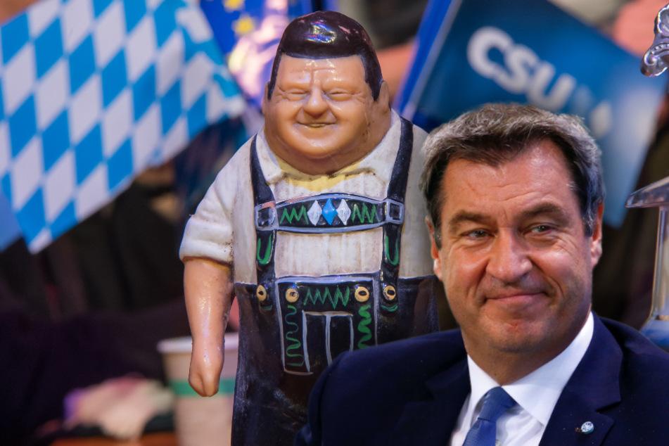 Von Strauß bis Söder: Das bewegt die CSU seit 75 Jahren
